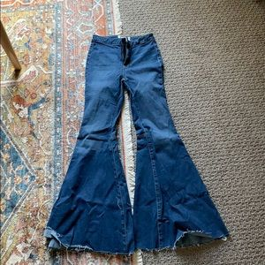 New without tags! Bell bottoms from Free People.
